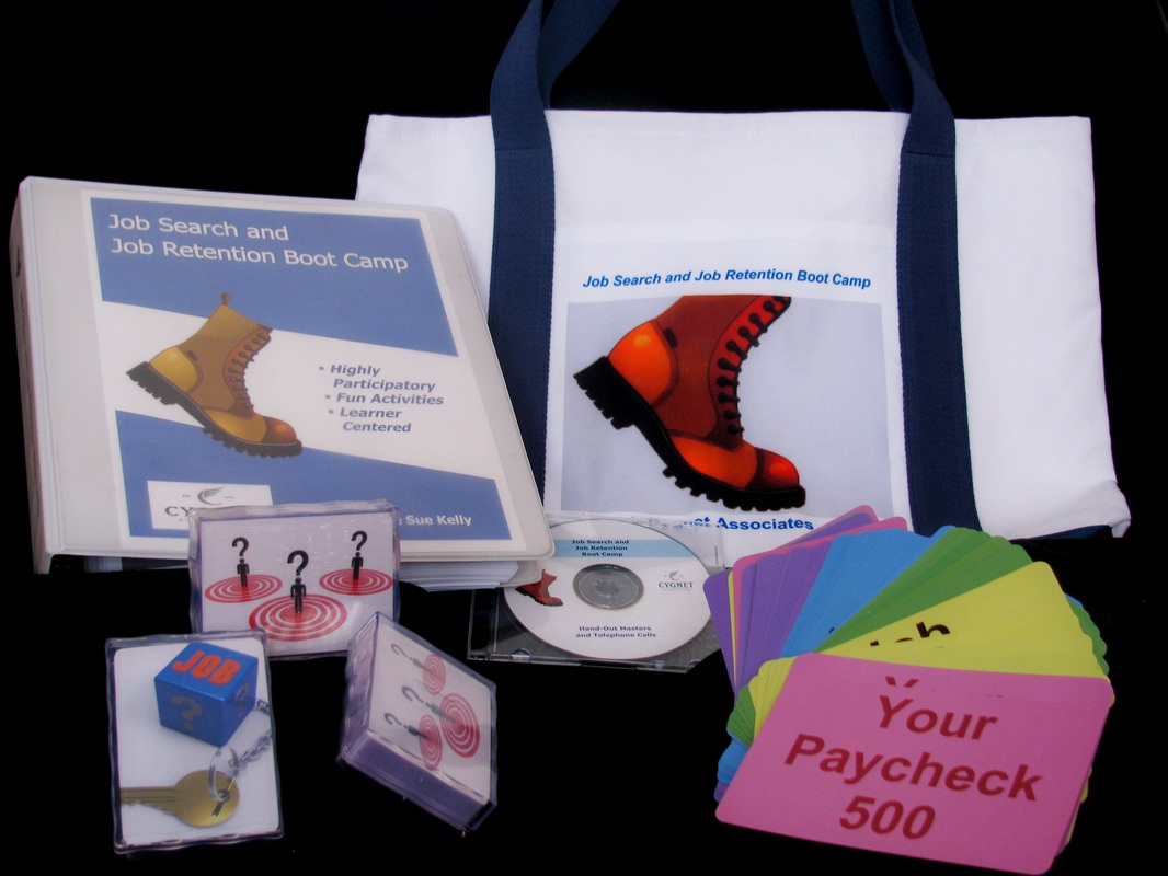 new boot camp curriculum cygnet associates curriculum handout masters cards for 24 players game cards creative overheads for each activity and a handy tote bag